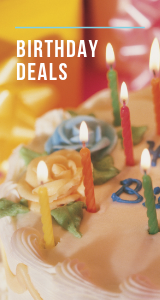 Kids Birthday Deals