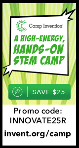 Stenstrom Elementary School - Camp Invention: Supercharged