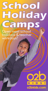 O2BKids School Holiday Camps