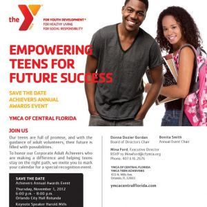 YMCA Teen Achievers Experience