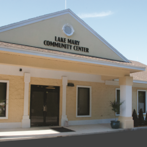 Lake Mary Community Center Rental