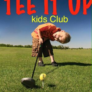 Tee It Up Driving Range Kids Clinic