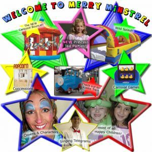 Merry Minstrel, LLC Peformers and Entertainers