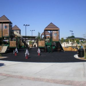 Fort Mellon Park