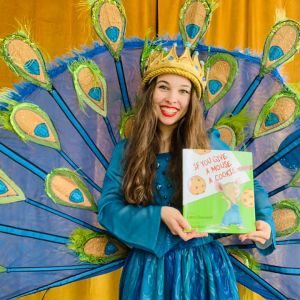 Penelope, Princess of the Peacocks Children's Show