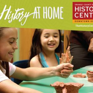 History at Home- Orange County Regional History Center